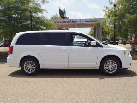 2020 Dodge Grand Caravan for sale at BLACKBURN MOTOR CO in Vicksburg MS