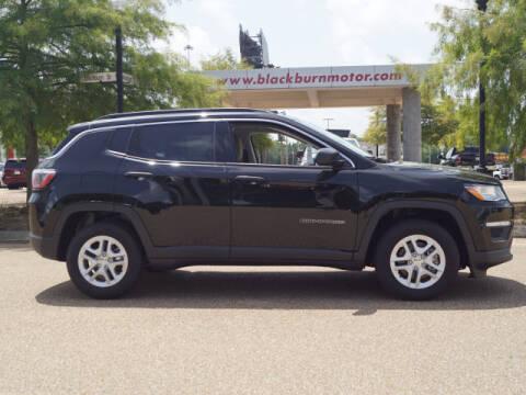 2020 Jeep Compass for sale at BLACKBURN MOTOR CO in Vicksburg MS