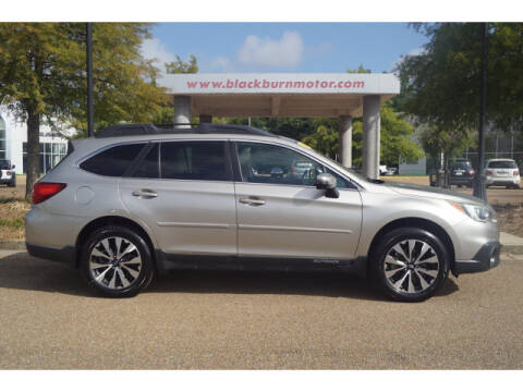 2016 Subaru Outback for sale at BLACKBURN MOTOR CO in Vicksburg MS