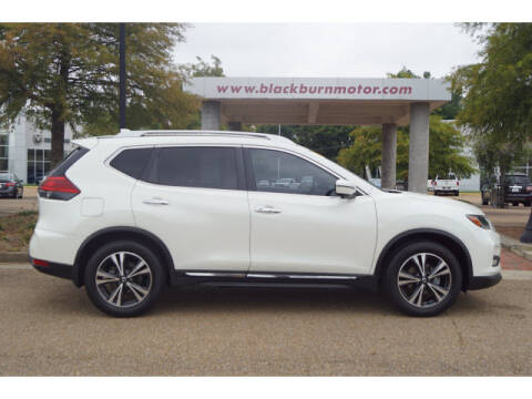 2017 Nissan Rogue for sale at BLACKBURN MOTOR CO in Vicksburg MS