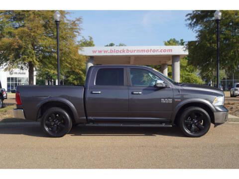 2018 RAM Ram Pickup 1500 for sale at BLACKBURN MOTOR CO in Vicksburg MS