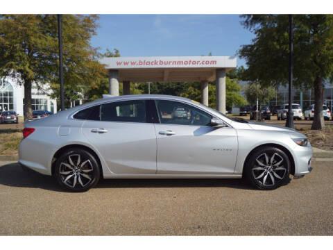 2018 Chevrolet Malibu for sale at BLACKBURN MOTOR CO in Vicksburg MS