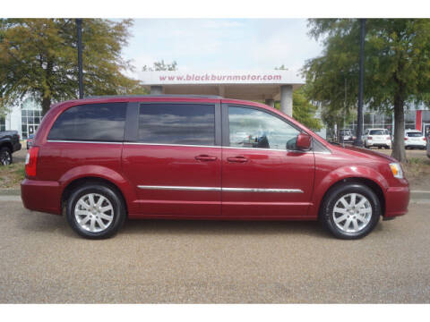 2016 Chrysler Town and Country for sale at BLACKBURN MOTOR CO in Vicksburg MS
