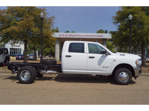 2020 RAM Ram Chassis 3500 for sale at BLACKBURN MOTOR CO in Vicksburg MS