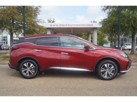 2019 Nissan Murano for sale at BLACKBURN MOTOR CO in Vicksburg MS