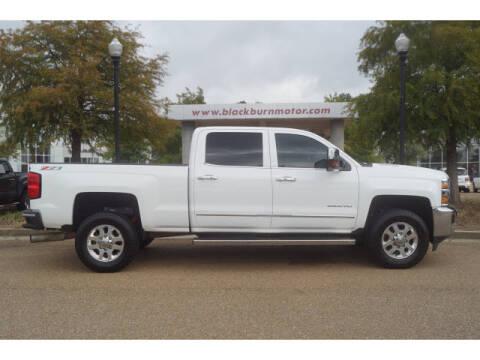 2015 Chevrolet Silverado 2500HD for sale at BLACKBURN MOTOR CO in Vicksburg MS