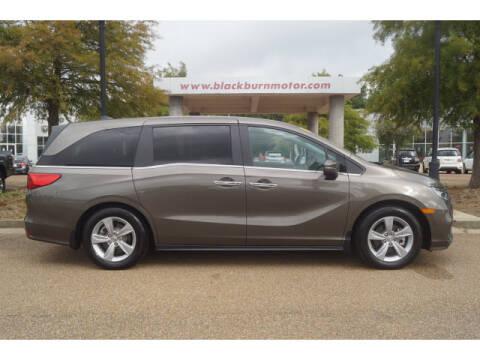 2018 Honda Odyssey for sale at BLACKBURN MOTOR CO in Vicksburg MS