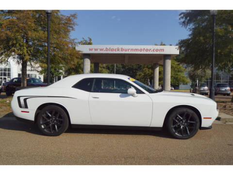 2019 Dodge Challenger for sale at BLACKBURN MOTOR CO in Vicksburg MS