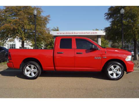 2015 RAM Ram Pickup 1500 for sale at BLACKBURN MOTOR CO in Vicksburg MS