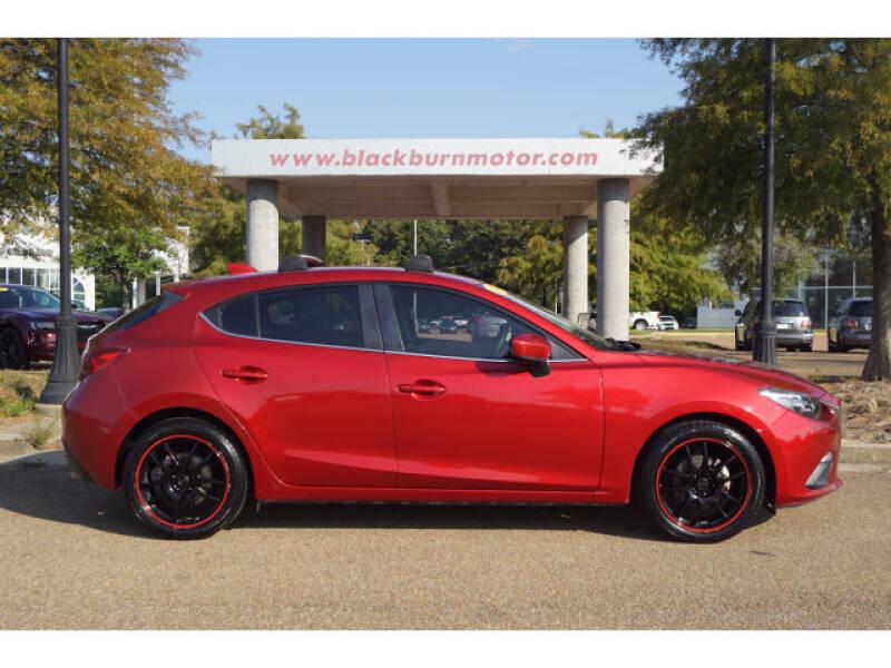 2014 Mazda MAZDA3 for sale at BLACKBURN MOTOR CO in Vicksburg MS