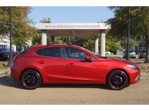 2014 Mazda MAZDA3 for sale at BLACKBURN MOTOR CO in Vicksburg MS