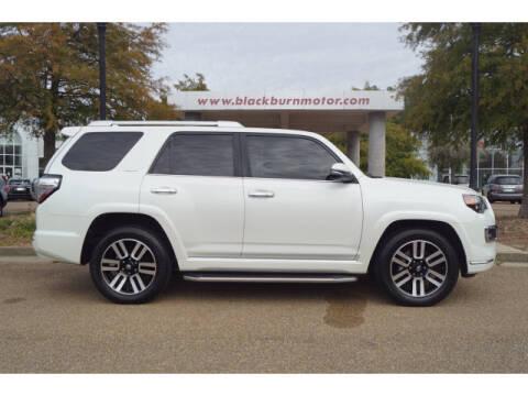 2016 Toyota 4Runner for sale at BLACKBURN MOTOR CO in Vicksburg MS