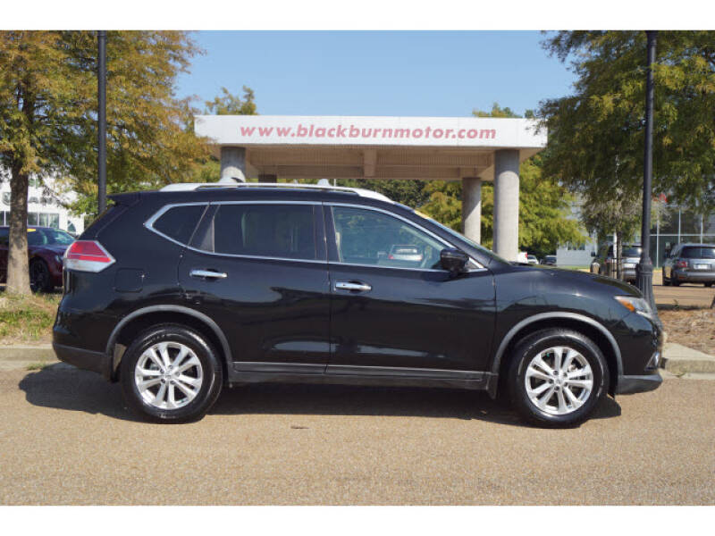 2016 Nissan Rogue for sale at BLACKBURN MOTOR CO in Vicksburg MS
