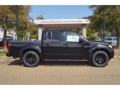 2020 Nissan Frontier for sale at BLACKBURN MOTOR CO in Vicksburg MS