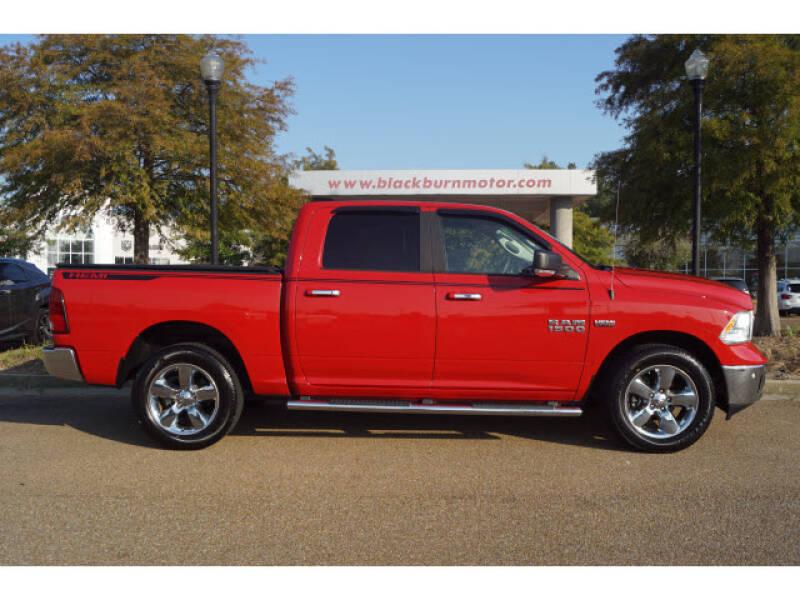 2017 RAM Ram Pickup 1500 for sale at BLACKBURN MOTOR CO in Vicksburg MS