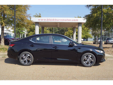 2020 Nissan Sentra for sale at BLACKBURN MOTOR CO in Vicksburg MS