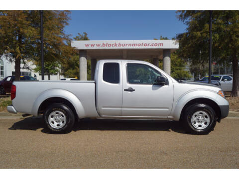 2019 Nissan Frontier for sale at BLACKBURN MOTOR CO in Vicksburg MS