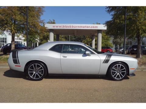 2020 Dodge Challenger for sale at BLACKBURN MOTOR CO in Vicksburg MS
