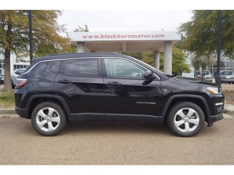 2021 Jeep Compass for sale at BLACKBURN MOTOR CO in Vicksburg MS