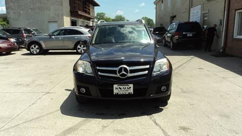 2010 Mercedes-Benz GLK for sale in Dearborn, MI