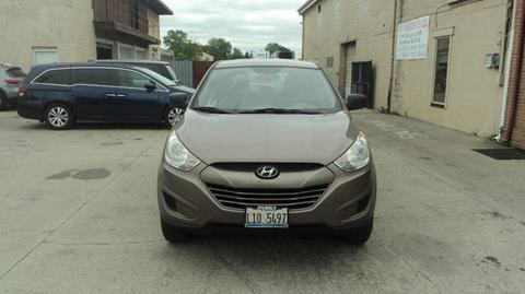 2010 Hyundai Tucson for sale in Redford, MI