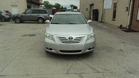 2008 Toyota Camry for sale in Redford, MI
