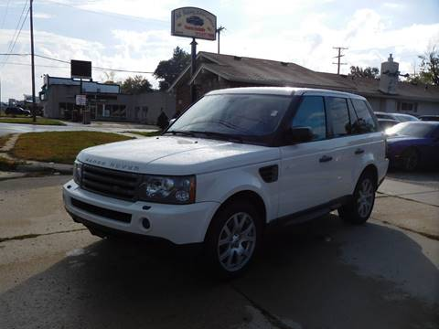 2009 Land Rover Range Rover Sport for sale in Redford, MI