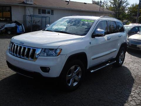 2011 Jeep Grand Cherokee for sale in Redford, MI