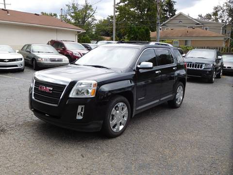 2016 GMC Terrain for sale in Redford, MI