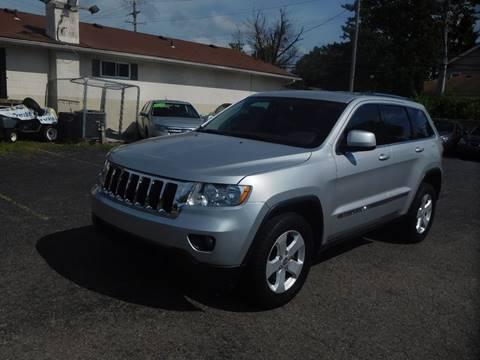 2012 Jeep Grand Cherokee for sale in Redford, MI