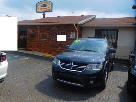 2012 Dodge Journey for sale in Redford, MI
