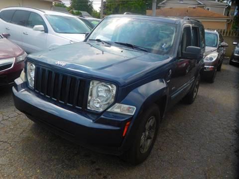 2008 Jeep Liberty for sale at All Starz Auto Center Inc in Redford MI
