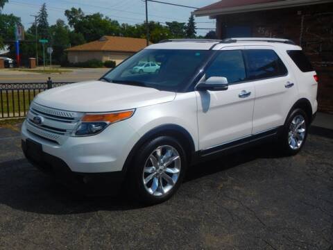 2012 Ford Explorer for sale at All Starz Auto Center Inc in Redford MI