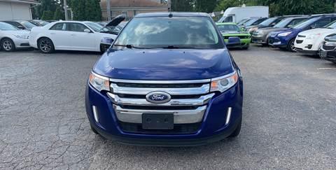 2013 Ford Edge for sale at All Starz Auto Center Inc in Redford MI