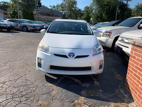 2010 Toyota Prius for sale at All Starz Auto Center Inc in Redford MI