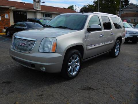 2007 GMC Yukon XL for sale at All Starz Auto Center Inc in Redford MI
