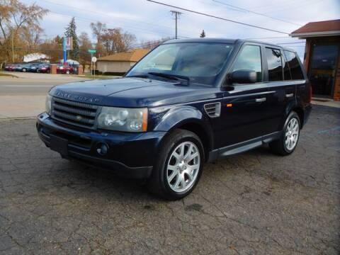 2007 Land Rover Range Rover Sport for sale at All Starz Auto Center Inc in Redford MI