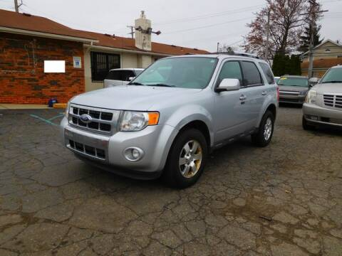 2012 Ford Escape for sale at All Starz Auto Center Inc in Redford MI