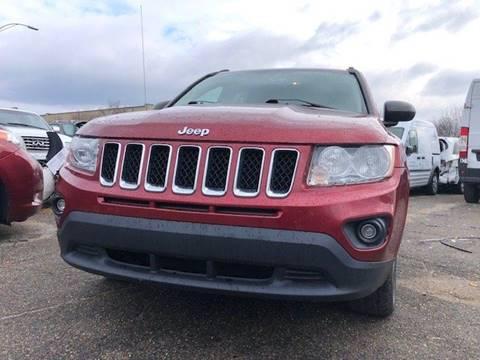 2011 Jeep Compass for sale at All Starz Auto Center Inc in Redford MI