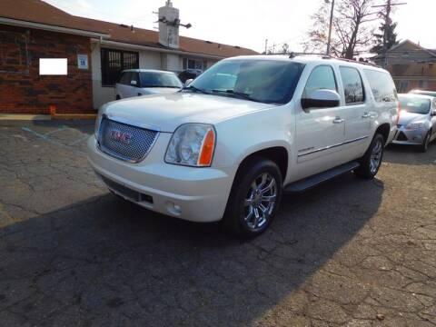 2011 GMC Yukon XL for sale at All Starz Auto Center Inc in Redford MI