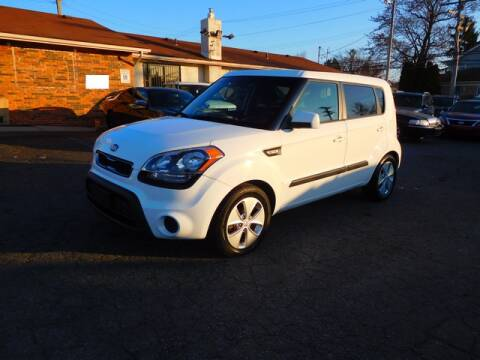 2013 Kia Soul for sale at All Starz Auto Center Inc in Redford MI