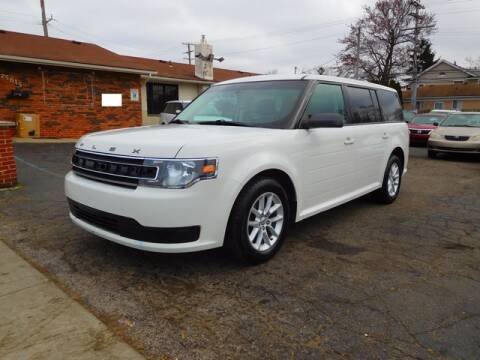 2013 Ford Flex for sale at All Starz Auto Center Inc in Redford MI