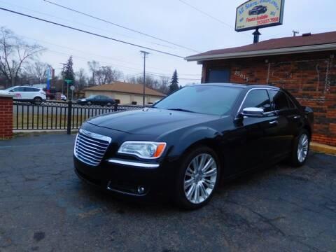 2012 Chrysler 300 for sale at All Starz Auto Center Inc in Redford MI
