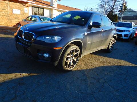 2010 BMW X6 for sale at All Starz Auto Center Inc in Redford MI
