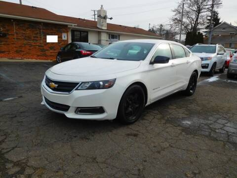 2014 Chevrolet Impala for sale at All Starz Auto Center Inc in Redford MI