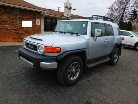 2007 Toyota FJ Cruiser for sale at All Starz Auto Center Inc in Redford MI