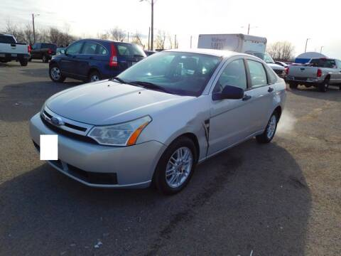 2008 Ford Focus for sale at All Starz Auto Center Inc in Redford MI