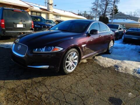 2013 Jaguar XF for sale at All Starz Auto Center Inc in Redford MI