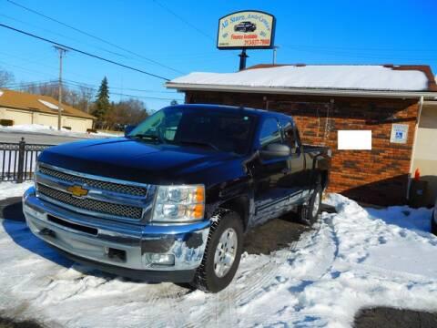 2013 Chevrolet Silverado 1500 for sale at All Starz Auto Center Inc in Redford MI