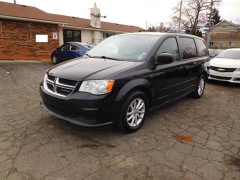 2013 Dodge Grand Caravan for sale at All Starz Auto Center Inc in Redford MI